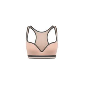 เสื้อชั้นใน สปอร์ตบรา กระชับหน้าอก ชุดออกกำลังกาย sport bra – CC (Size L)