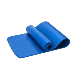 Karabada เสื่อโยคะ ออกกำลังกาย หนา 15 MM – สีน้ำเงิน