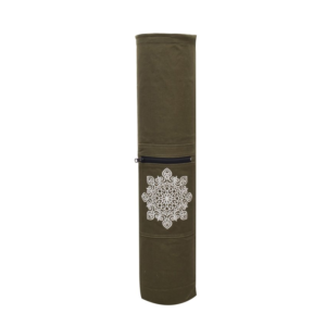 Karabada กระเป๋าใส่เสื่อโยคะ Yoga Mat Bags  รุ่น AMYOKA  (สีเขียวเข้ม)