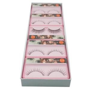 ขนตาปลอม ที่ติดขนตาปลอม ชุดขนตา ติดขนตา LiMei No. L12 ( Set 1 กล่อง 10 คู่)