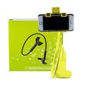 Phone Holder ตัวหนีบมือถือ ปรับระดับได้ แบบตั้งโต๊ะ  – สีเหลือง