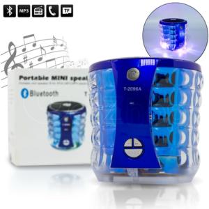 Bluetooth wireless Mobile Wireless Stereo Speaker ลำโพงบลูทูธ รุ่น T-2...