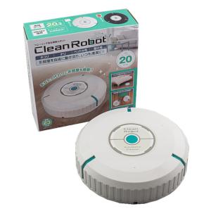 เครื่องเช็ดถูพื้น หุ่นยนต์ AUTO CLEANER ROBOT – สีขาว