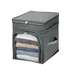 กล่องผ้า กล่องเอนกประสงค์ กล่องเก็บเสื้อผ้า