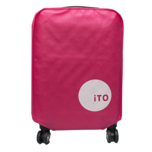 ผ้าคลุมกระเป๋าเดินทาง ถุงครอบ Luggage cover  iTO 24 นิ้ว ( PP )