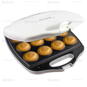 เครื่องทำโดนัท Donut Maker รุ่น HomeMaster กำลังไฟ 1,400 W (สีขาว)