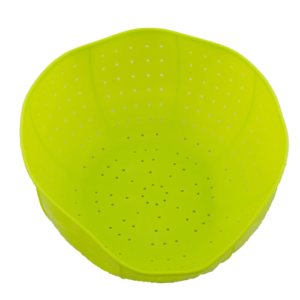 Karabada ตะกร้าล้างผัก พับเก็บได้ – สีเขียว
