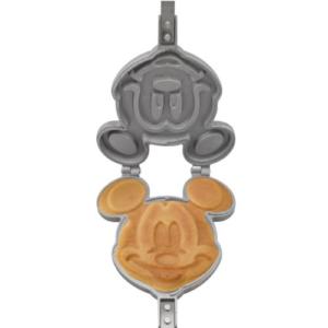 กระทะวาฟเฟิล Waffle Maker ลายมิกกี้เมาส์