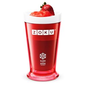 Zoku Slush and Shake Maker แก้วทำสเลอปี้ – สีแดง
