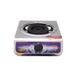 Karabada เตาแก๊ส หัวเดี่ยว เตาหุงต้ม รุ่น HW-GS04 – สีม่วง