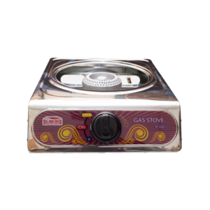 Karabada เตาแก๊ส Gas stove หัวเดี่ยว รุ่น HT-GS03 – สีม่วง