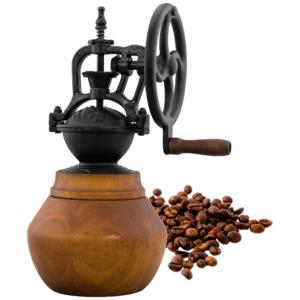 GetZhop  เครื่องบดกาแฟ แบบมือหมุนพวงมาลัย