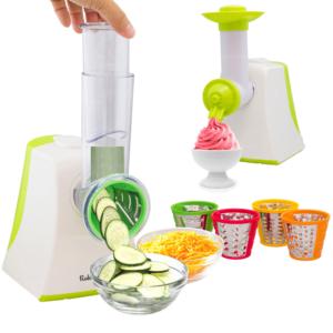 GetZhop เครื่องหั่นผัก สไลด์ผัก เครื่องทำไอศครีม