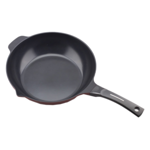 GetZhop กระทะเซรามิก Ceramic Pan รุ่น Black&White ขนาด ...